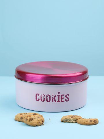 קופסת עוגיות מטאלית Cookies Disco