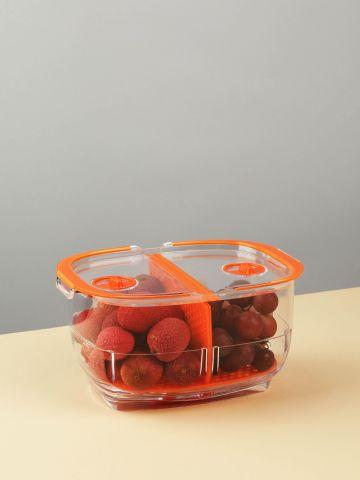 קופסה שומרת טריות לאחסון מזון / בינוני
