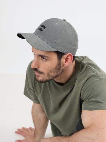 כובע מצחייה לוגו / גברים