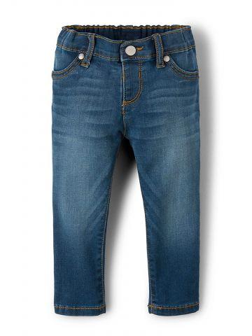 ג'ינס סקיני ווש/ בייבי בנות