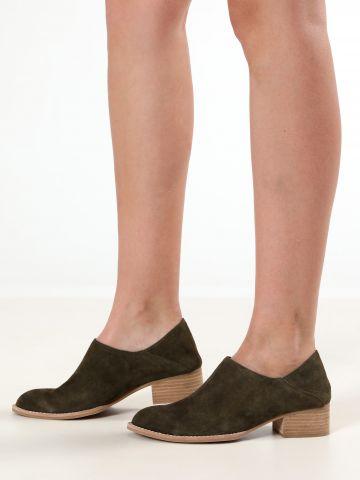 נעלי זמש Slip-On Leandro / נשים