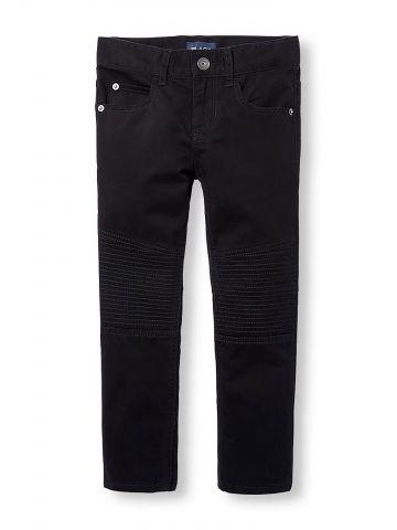 ג'ינס סקיני עם תפרים בולטים / בנים