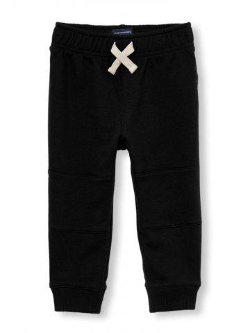 מכנסי טרנינג עם תפרים בולטים / בייבי בנים-בנים