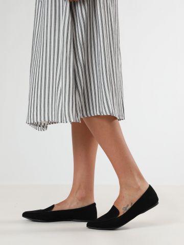 נעלי מוקסין דמוי זמש Abigail / נשים