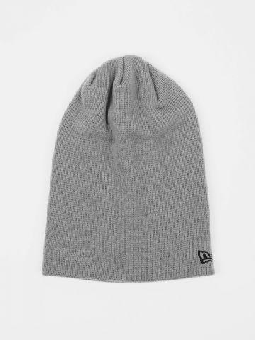 כובע גרב רקמת לוגו / נשים