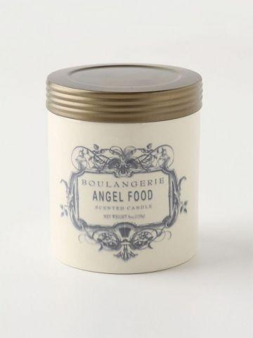 נר ריחני בצנצנת קטנה Angel Food