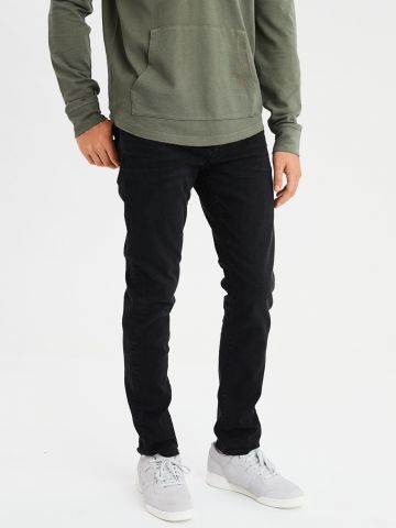 ג'ינס סקיני סלים בשטיפה כהה Slim