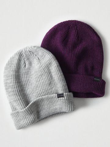 מארז 2 כובעי גרב / גברים