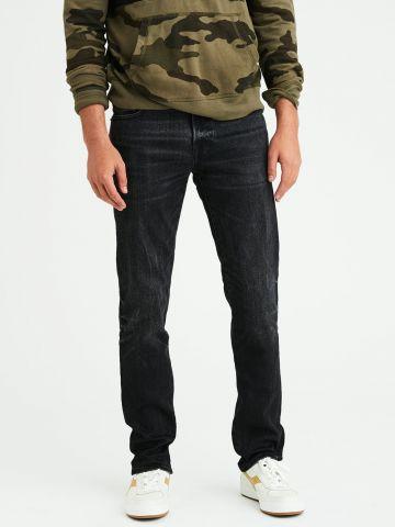 ג'ינס בגזרה ישרה Slim Straight / גברים