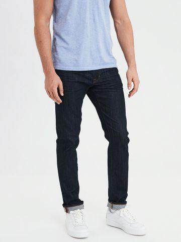 ג'ינס סלים בשטיפה כהה Flex Slim Jean