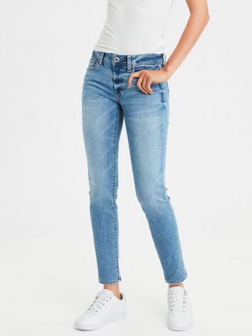 ג'ינס סקיני שטיפה בהירה Level skinny