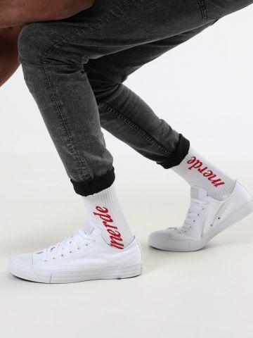 גרביים גבוהים Merde / נשים