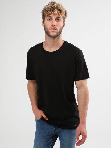 מארז 3 חולצות טי שירט בייסיק