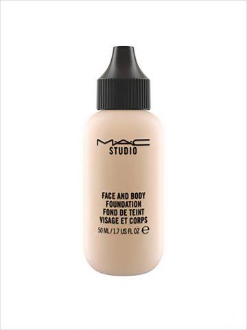 מייק אפ Studio Face and Body Foundation 50 ml