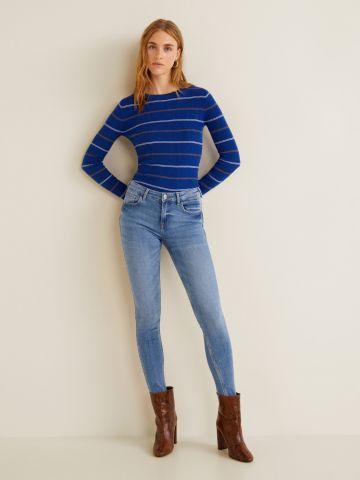 ג'ינס סקיני פוש אפ