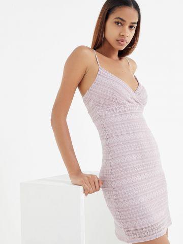 שמלת תחרה מיני UO