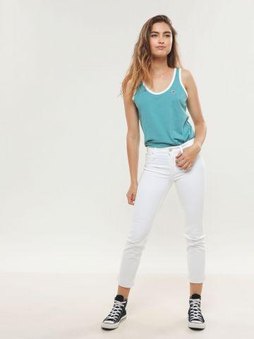 ג'ינס בגזרת סלים Elly