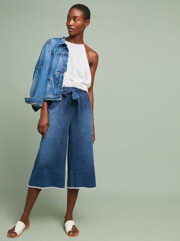 מכנסי קרופ מתרחבים Cloth & Stone
