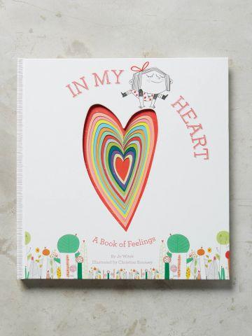 ספר ילדים Jo Witek / In My Heart