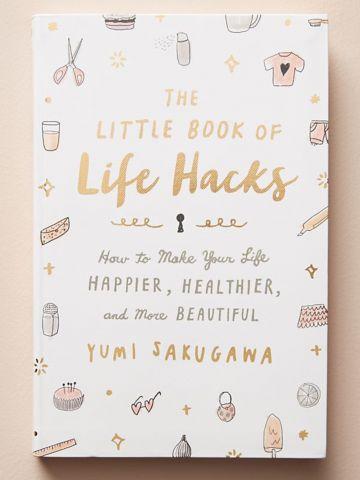 ספר טיפים מאויר Yumi Sakugawa / The Little Book of Life Hacks