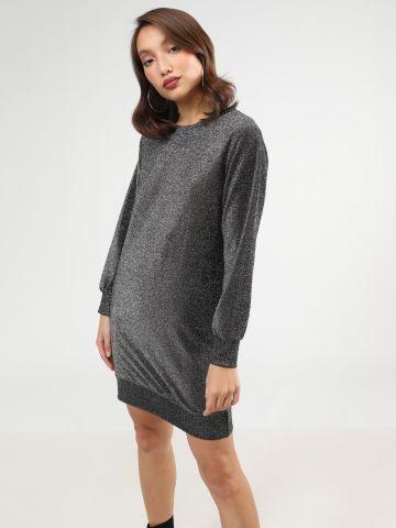 שמלת סווטשירט מיני לורקס