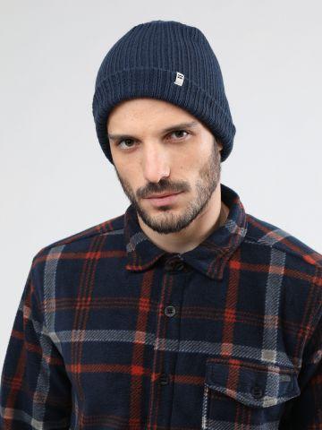 כובע גרב ריב לוגו / גברים