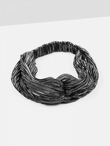 סרט לשיער לורקס באפקט מטאלי