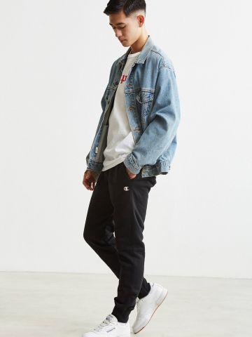 מכנסי טרנינג עם לוגו Champion