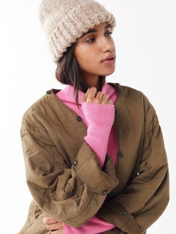 כובע גרב סרוג UO / נשים