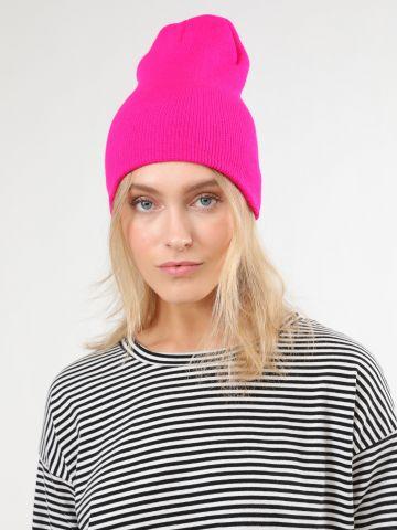 כובע גרב ניאון / נשים