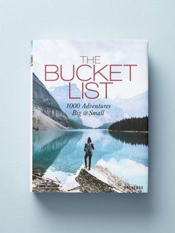 ספר טיולים Kath Stathers / The Bucket List