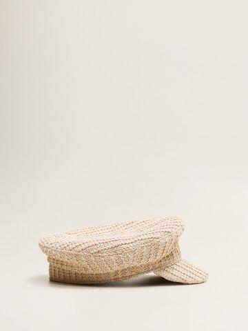 כובע קסקט קלוע / נשים