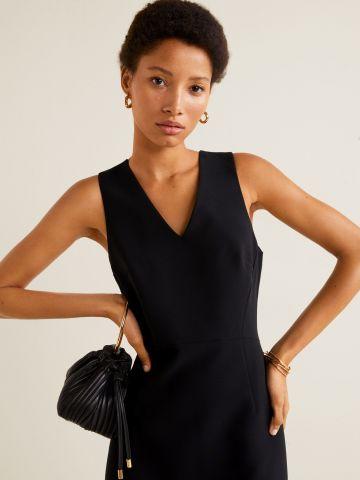 שמלת מיני מחויטת
