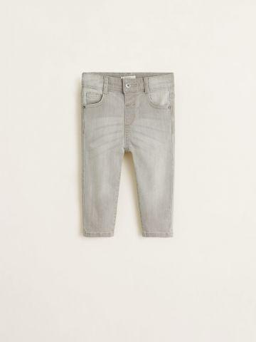 ג'ינס סלים בשטיפה בהירה / בייבי בנים
