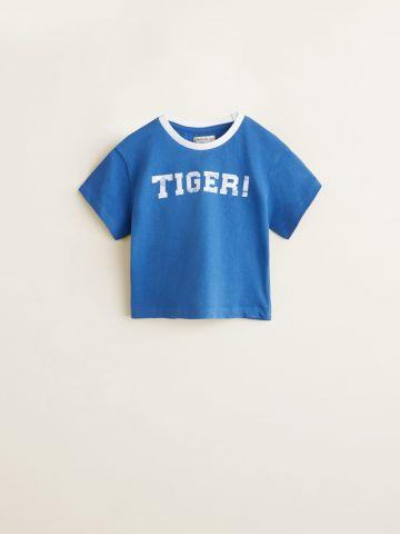 טי שירט Tiger / בייבי בנים
