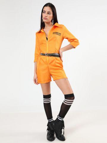 תחפושת אסירה The Inmate / תחפושות לפורים