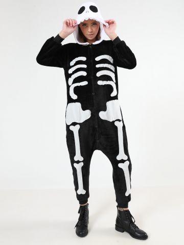 וואנזי שלד Skeleton / תחפושות לפורים