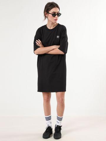 שמלת טי שירט מיני לוגו