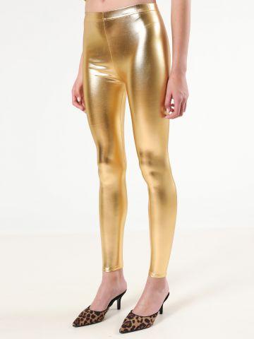 טייץ זהב Gold Digger / תחפושות לפורים