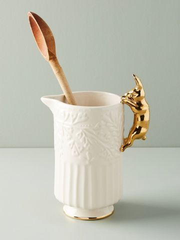 כוס מטבח מעוצבת עם ידית