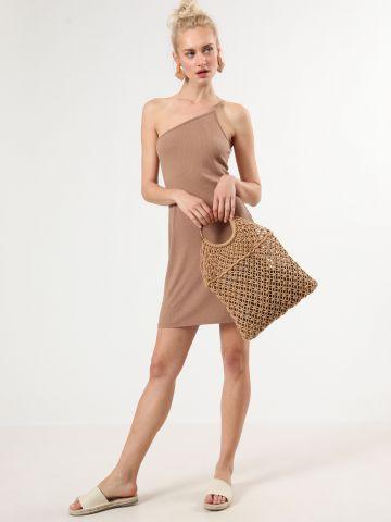 שמלת ריב מיני וואן שולדר