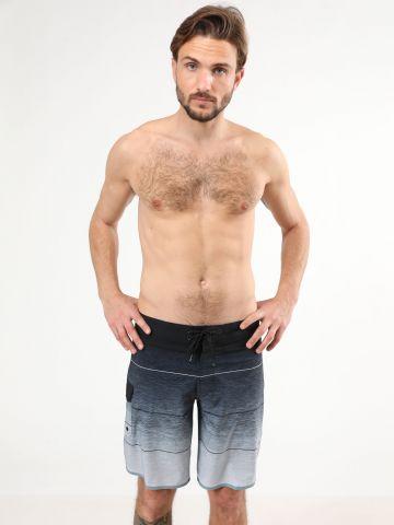 מכנסי בגד ים אומברה לוגו