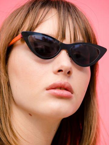 משקפי שמש עיני חתול Pek / נשים