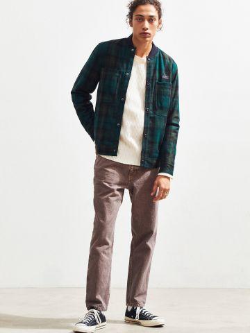 ג'ינס בגזרת Dad ישרה BDG