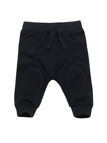 מכנסיים ארוכים עם פאצ'ים בברכיים / בייבי בנות