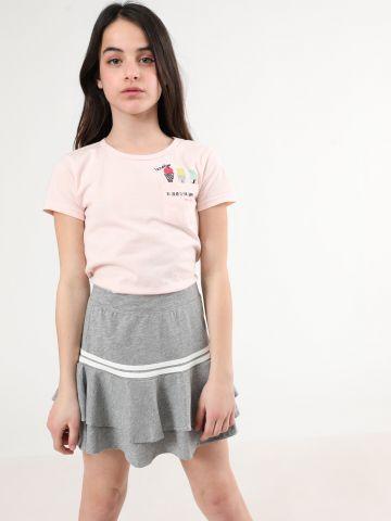 חצאית מיני קומות