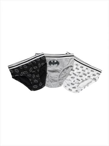מארז 3 תחתונים Batman / בנים