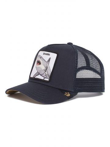כובע מצחיה עם פאץ' כריש Shark
