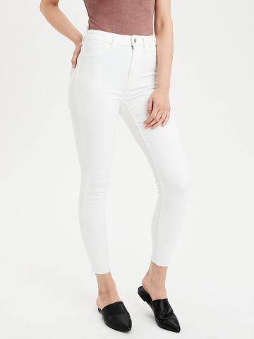 ג'ינס סקיני סטרצ' בגזרה גבוהה Ne(X)t Level Stretch