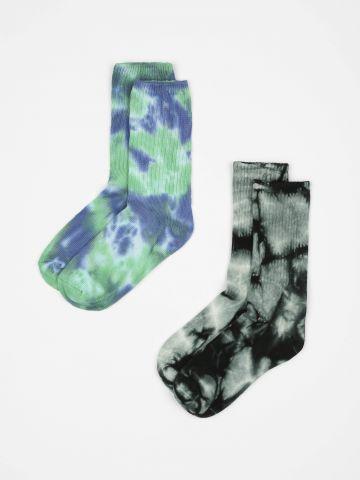 מארז 2 זוגות גרביים טאי דאי / נשים